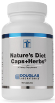 Nature's Diet Caps + Herbs