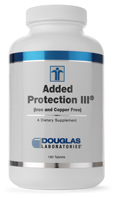 Added Protection III without Copper & Iron