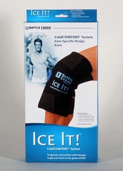 "Ice It Cold Therapy Ice Pack (Knee) 12"" X 13"""