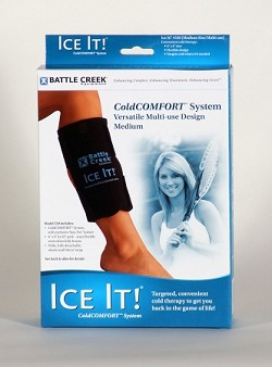 "Ice It Cold Therapy Ice Pack (Medium Multi-Use) 6"" X 9"""