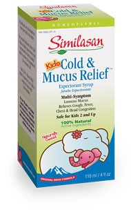 Similasan Kids Cold & Mucus Relief