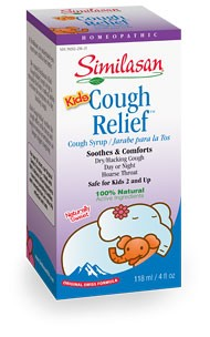 Similasan Kids Cough Relief