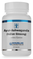 Ayur-Ashwaganda (Indian Ginseng)