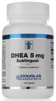 DHEA (5 mg. ) Sublingual Micronized