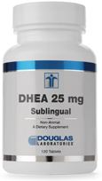 DHEA (25 mg.) Sublingual Micronized