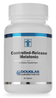 Controlled-Release Melatonin (2mg)