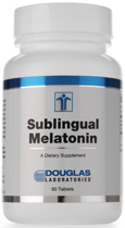 Melatonin Sublingual (1 mg.)