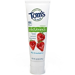 Children's Fluoride Toothpaste (Silly Strawberry) 4.2 OZ