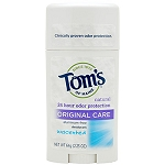 Tom's of Maine Deodorant Original Care Unscented