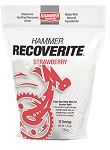 Recoverite (glutamine fortified recovery drink) Strawberry Flavor 32 Servings