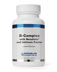 B-Complex (with Metafolin and Intrinsic Factor)