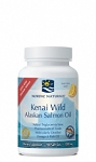 Kenai Wild Alaskan Salmon Oil Soft Gels 90 ct.
