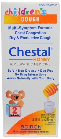 Children's Chestal® 8.45 fl oz