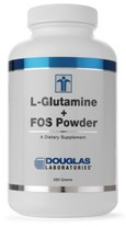 L-Glutamine + FOS Powder