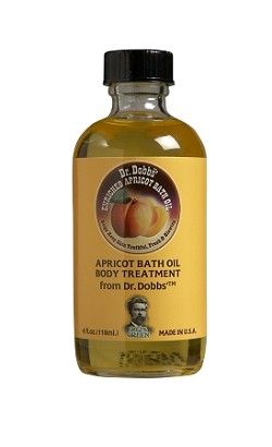 Dr. Dobbs Enriched Apricot Bath Oil Treatment