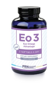 Eye Omega Advantage EO3 (PRN) **(now only available in 270ct bottle, 90 day supply from PRN)