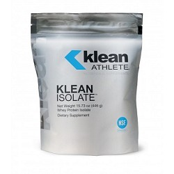 Klean Athlete Whey Isolate 444.4 grams